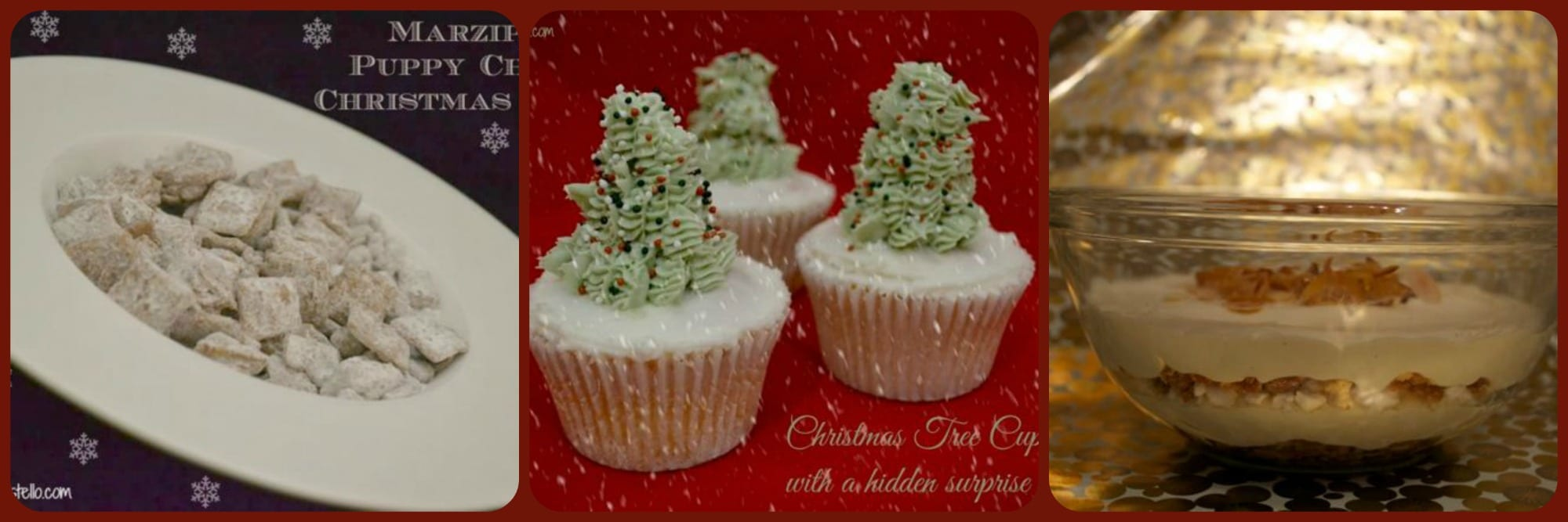 christmas recipe roundup
