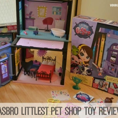 Littlest Pet Shop Kingdom Reviews