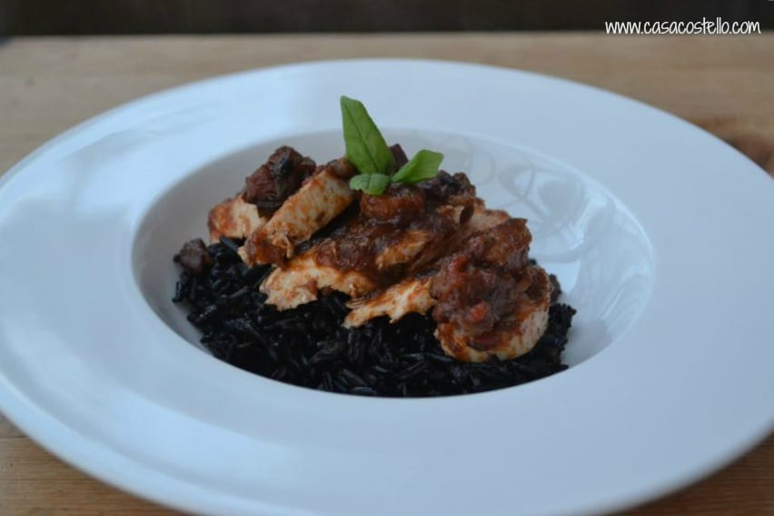 italian basil chicken recipe