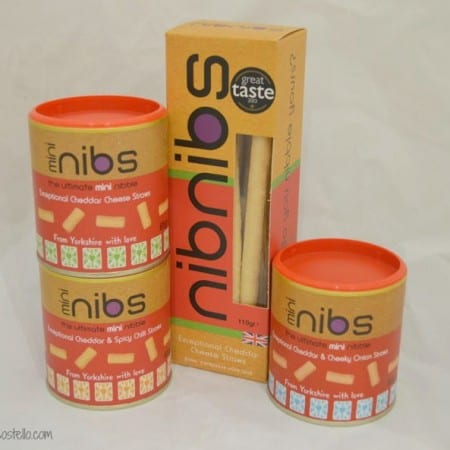 NibNibs Snack Review & Giveaway