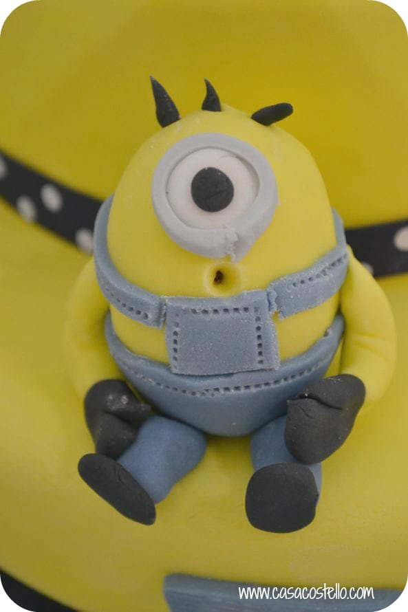 Minion Cake Decorating Supplies
