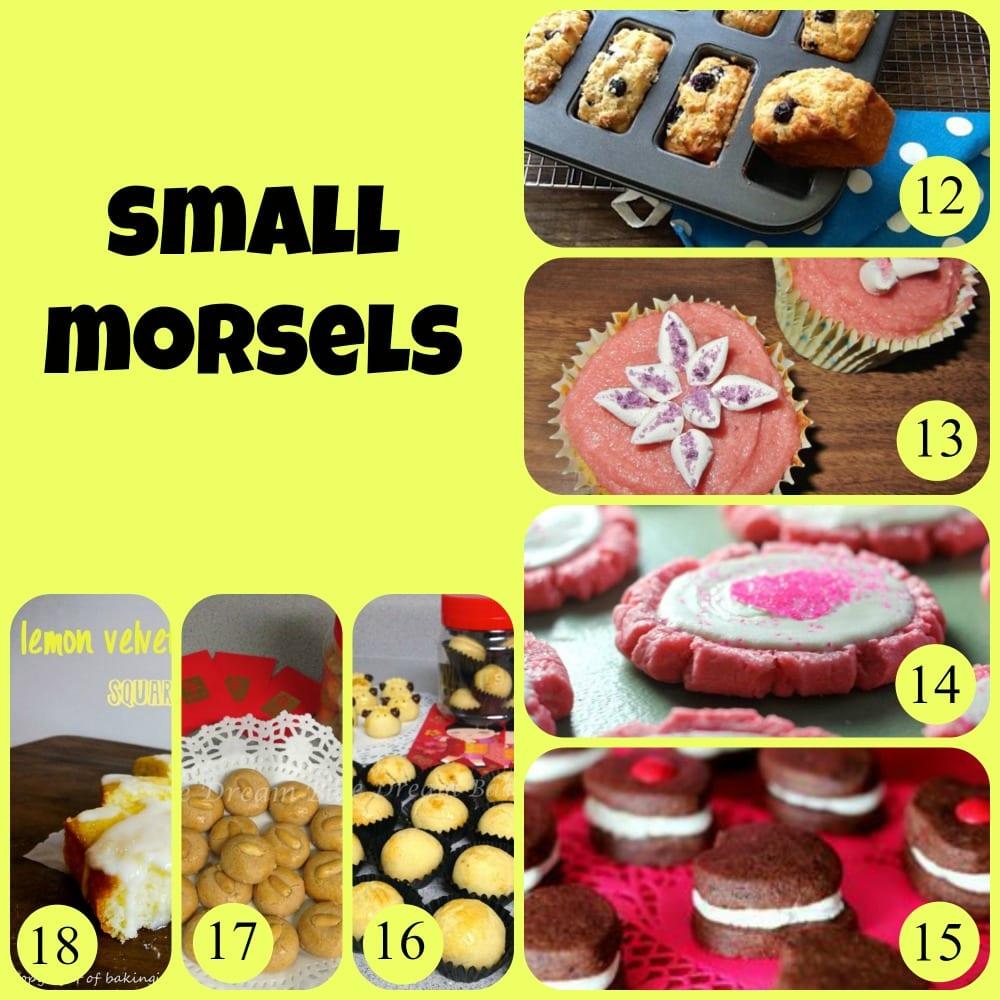small bites morsels