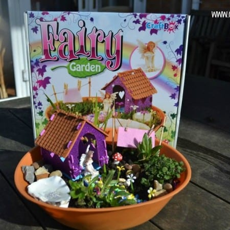 Fairy Garden Review – Interplay Craft Set