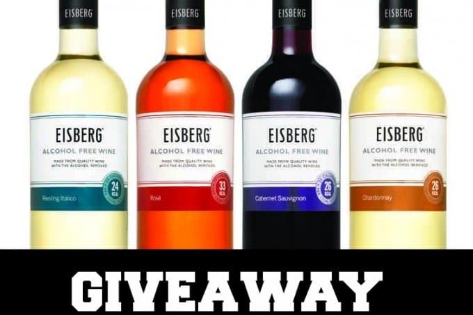 Eisberg Wine Giveaway
