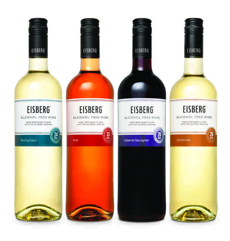 Eisbery Non-Alocholic wine giveaway