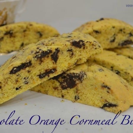 Chocolate Orange Cornmeal Biscotti – Bake of the Week