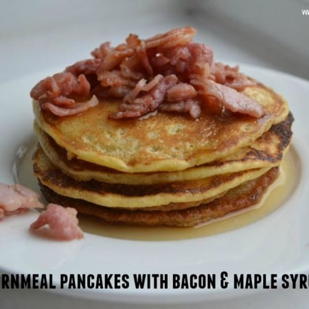 Cornmeal Pancakes – Foodie Friday