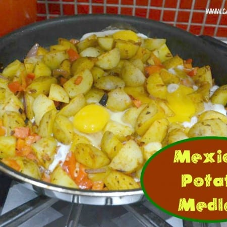 mexican potatoes
