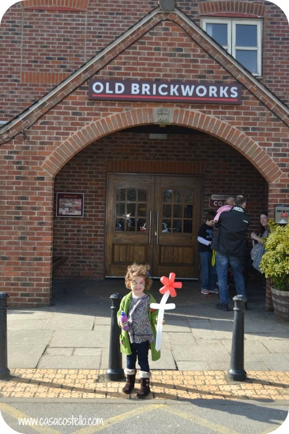 old brickworks brewers fayre