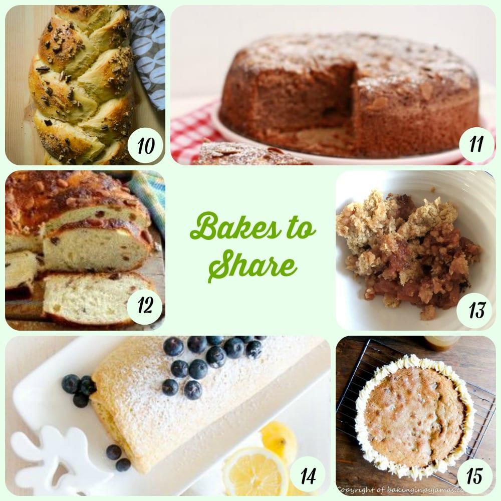 Bakes to Share #Bakeoftheweek