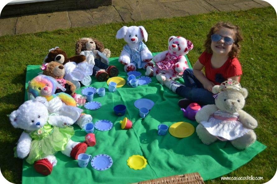garden picnic pre school