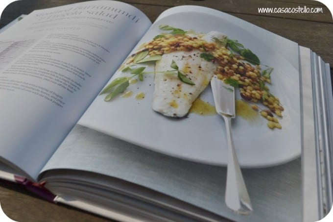 vanilla table book give-away