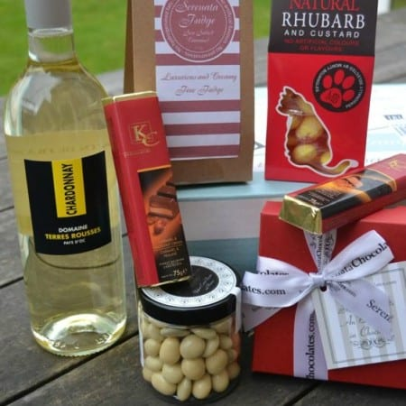Serenata Hampers Review & £40 voucher giveaway