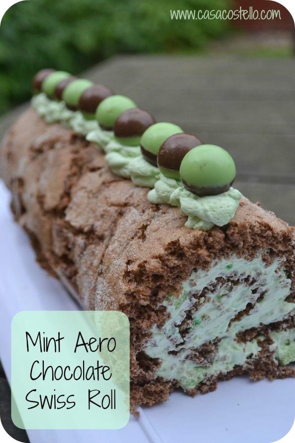 Aero Chocolate Cake Recipe