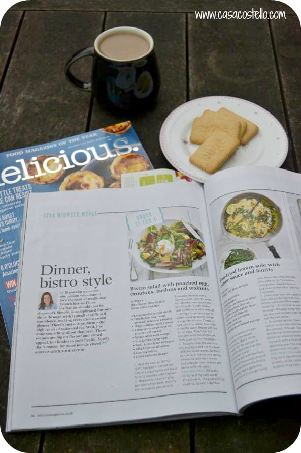 Delicious Magazine subscription