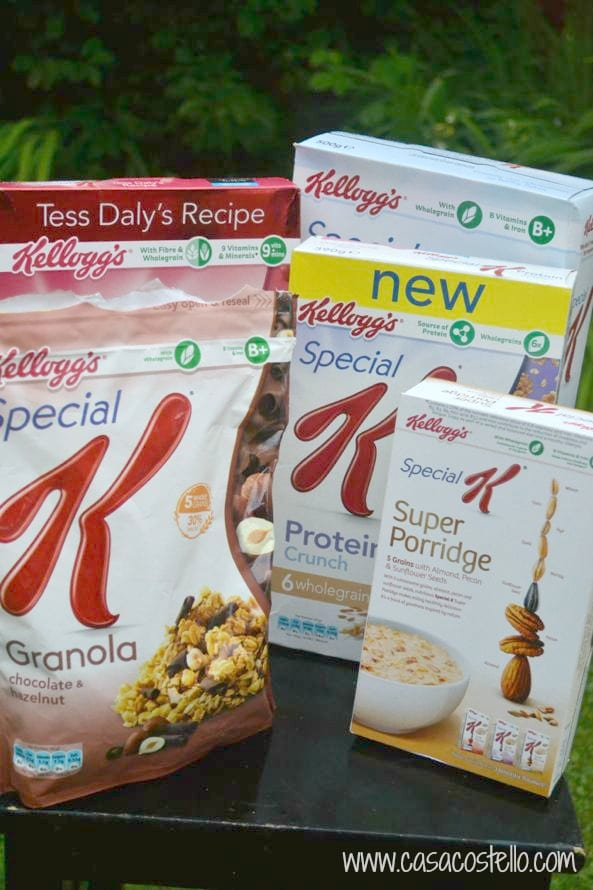 Special K new breakfast range