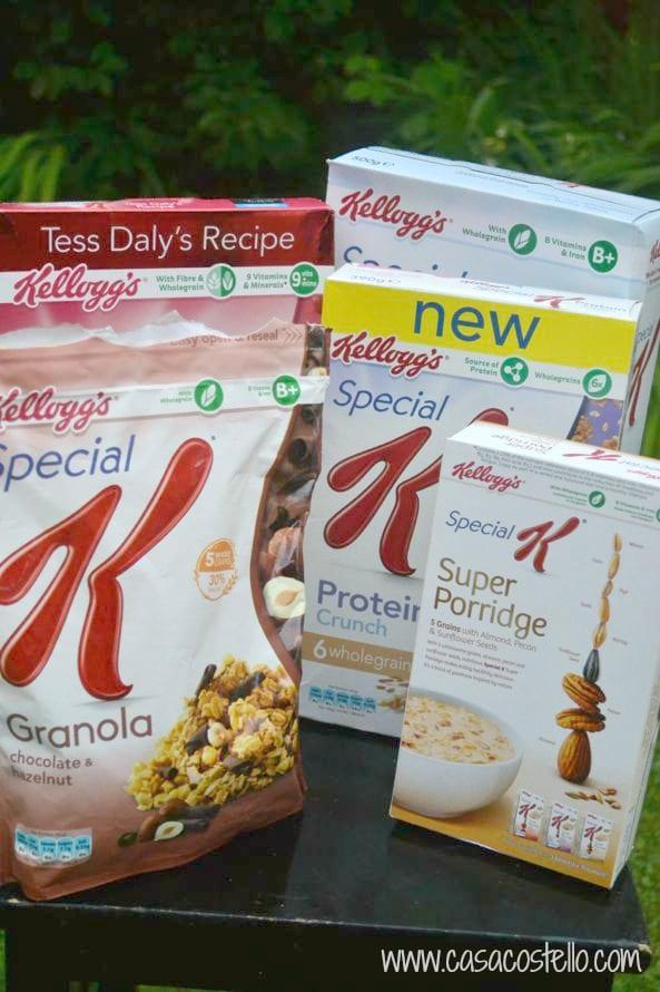 Special K new breakfast range