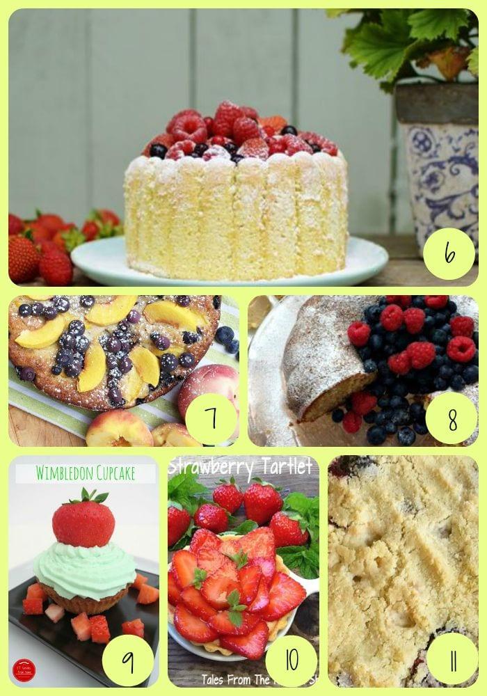 Bake of the week berries