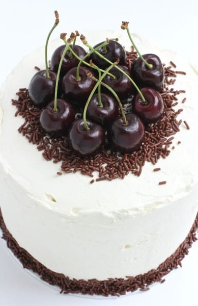 Bake of the Week Black Forest Cake