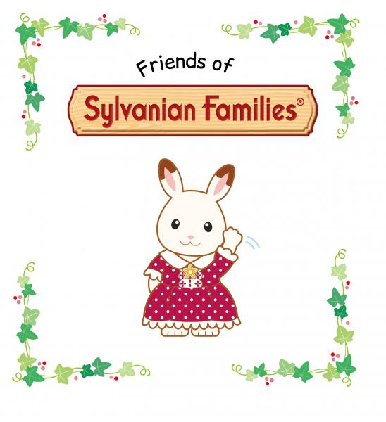 Friends of Sylvanian Families