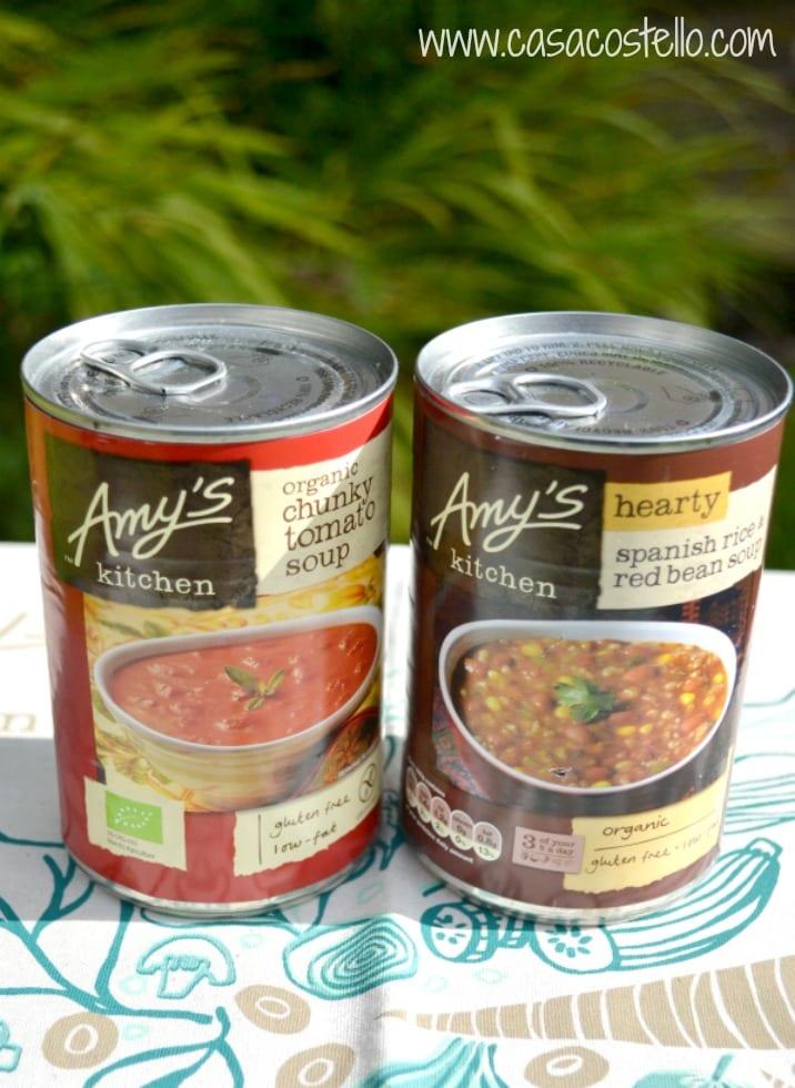 Organic Tinned Soup