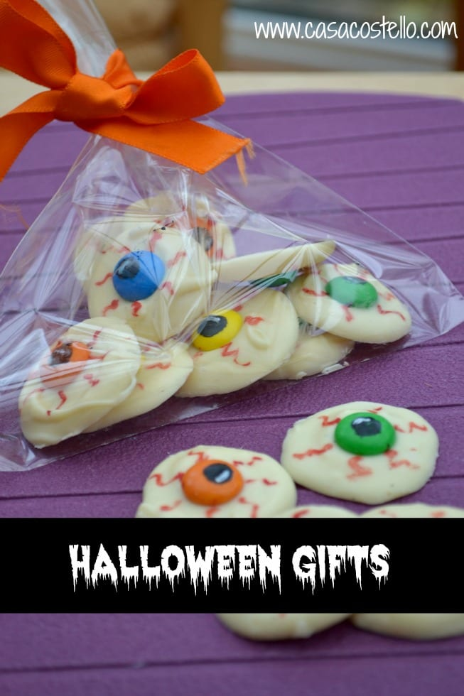 Halloween Chocolate Gifts
