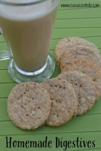 Homemade Digestives