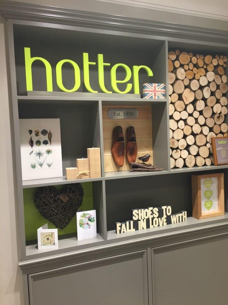 Hotter Store Opening Leeds