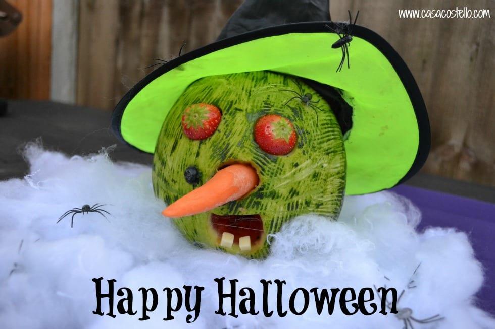 Melon Witch Halloween