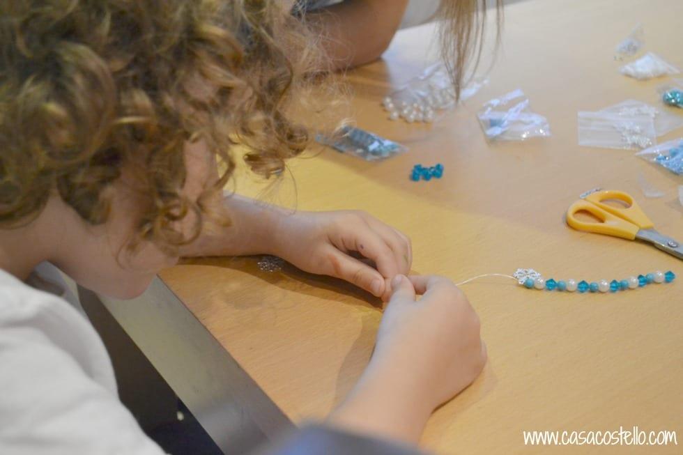 Children's Jewellery Making Set