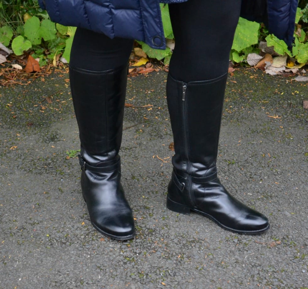 Winter Boots Fashion Blogger Review
