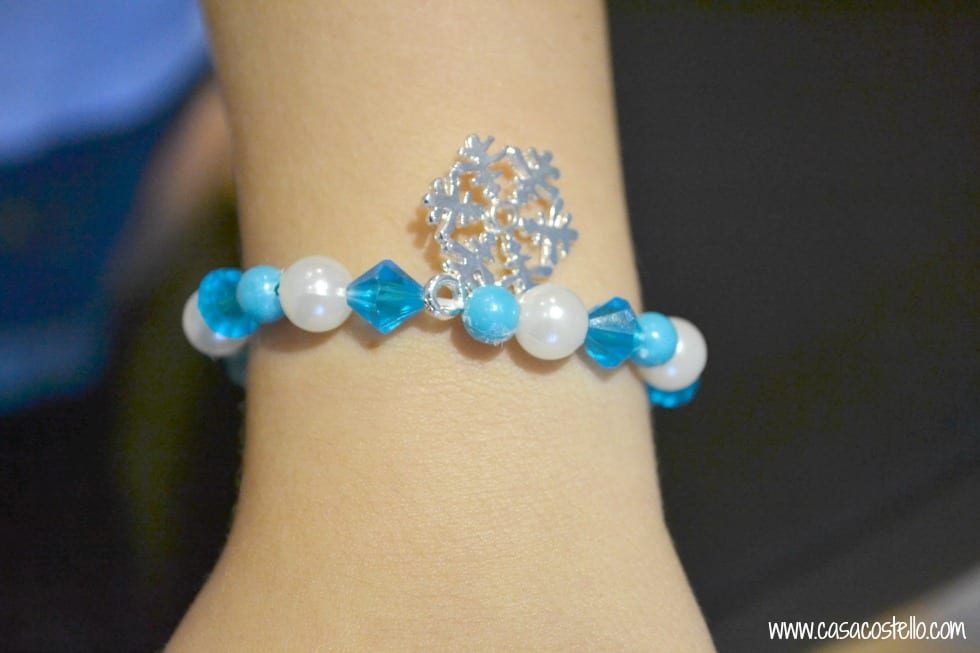 jewellery craft set bracelet