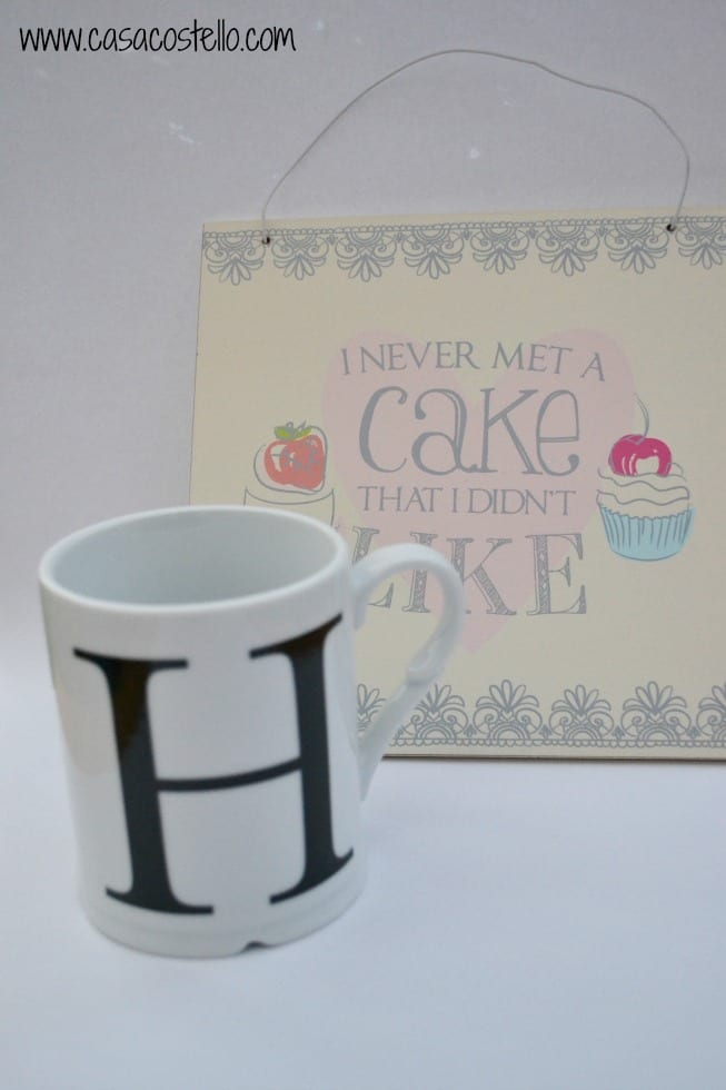 Initial Cup & Cake Picture