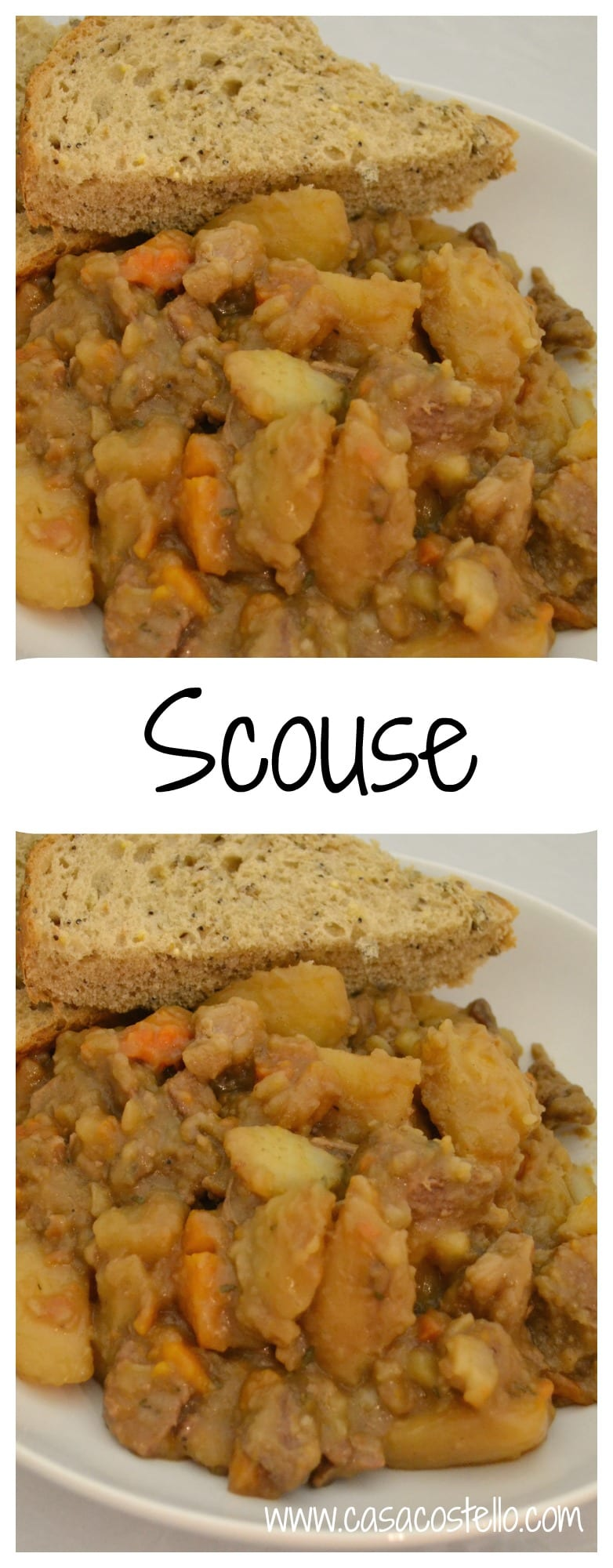 Scouse Recipe