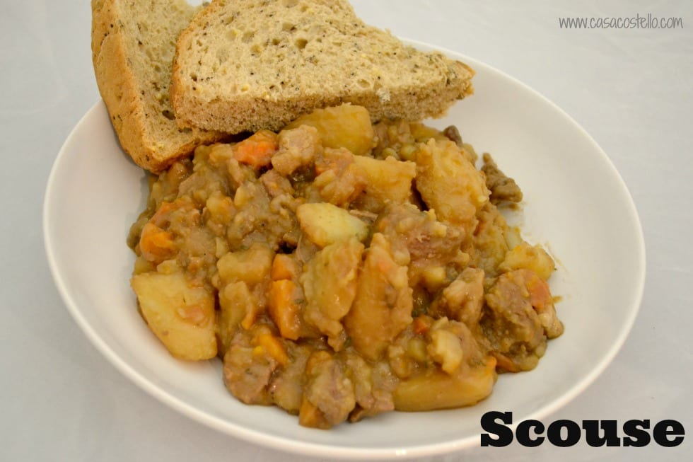 Scouse – Bake of the Week #TravelodgeFoodies
