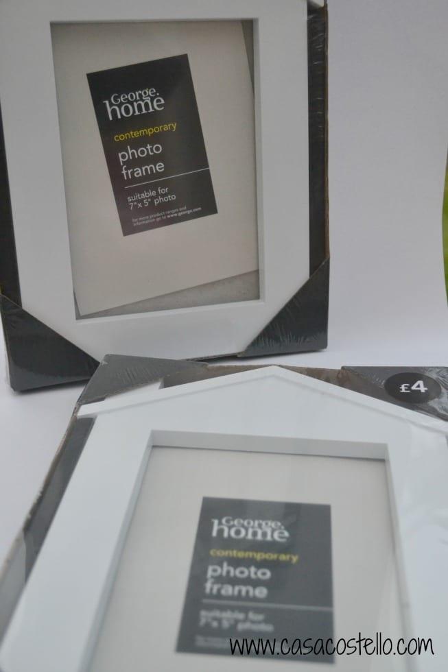 George Photo frames