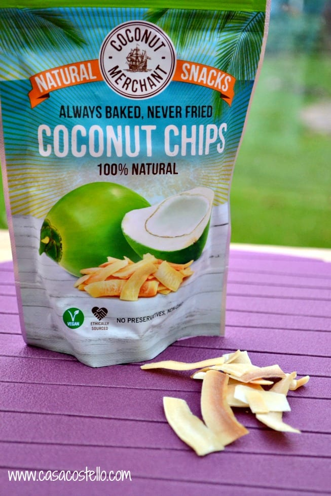 Coconut Merchant Chips Snack Review