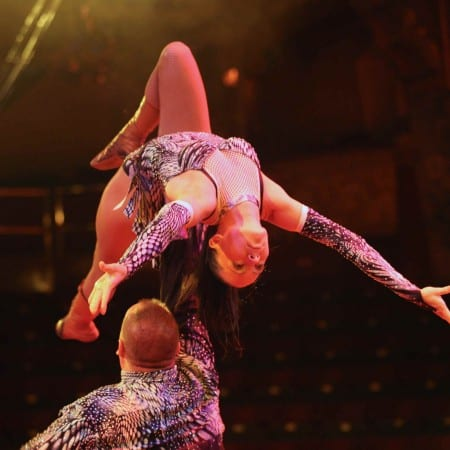 Pinocchio Circus Pantomime at Blackpool Tower