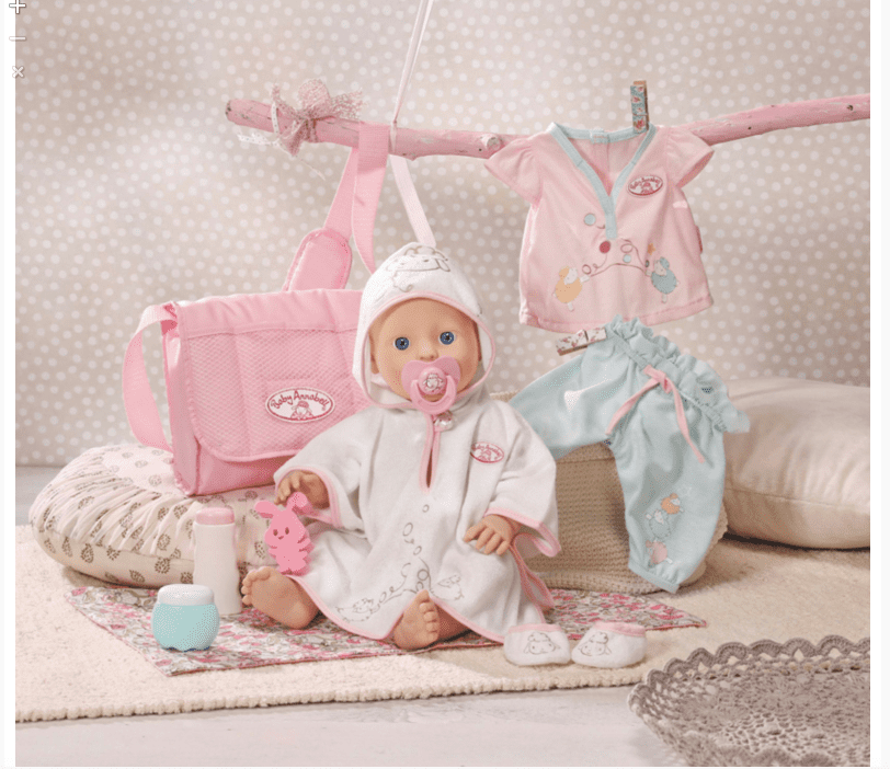 Baby Annabell Deluxe Bath Set