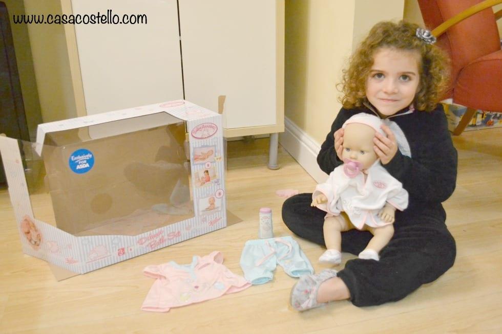 Tara & Baby Annabell