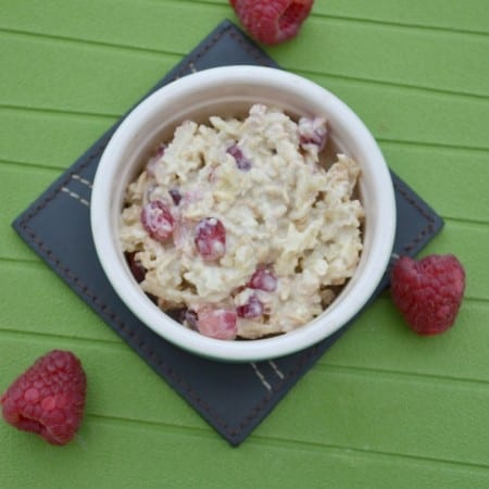 Crunchy Pomegranate Bircher Muesli – Breakfast Week 2016