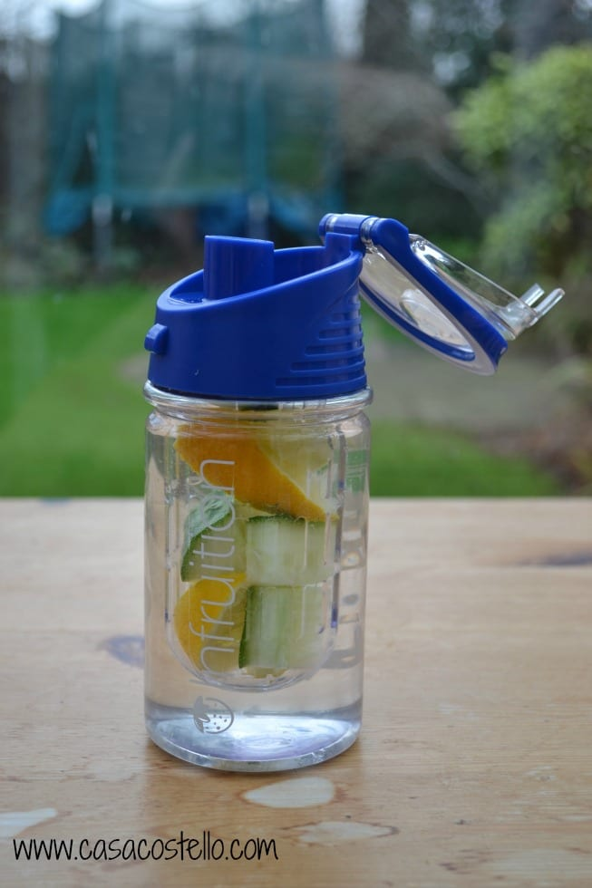 Infruition Water Bottles Carrying Handle & Lid