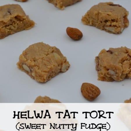 Helwa Tat-Tork – Maltese Nut Fudge