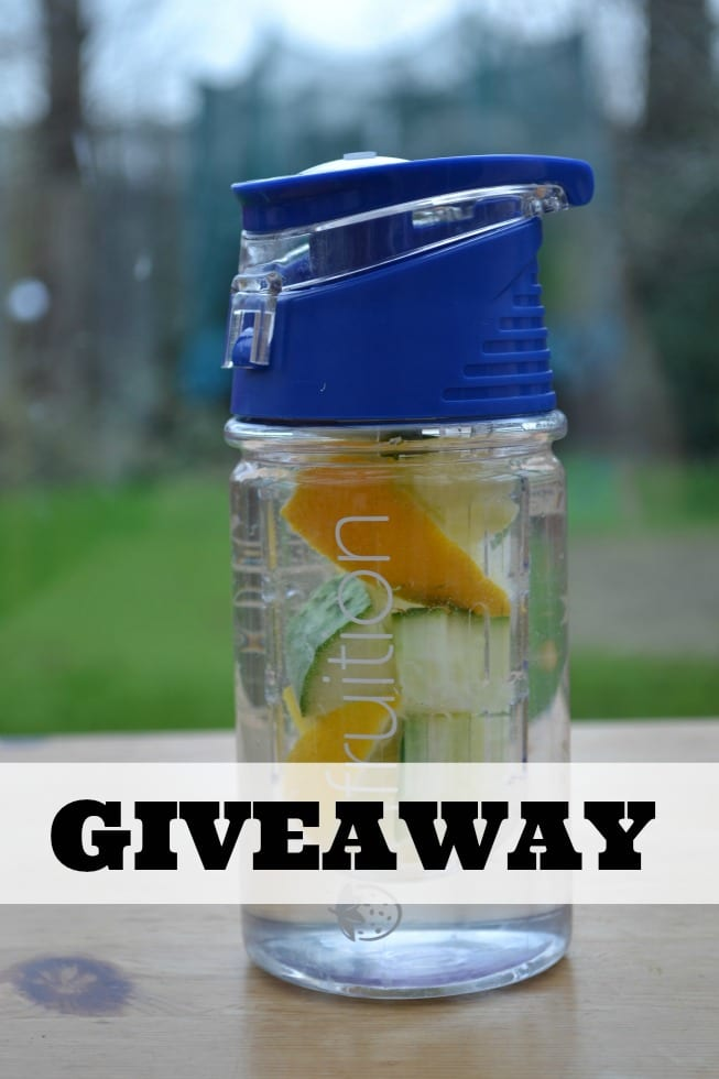 Infruition Kids Water Bottle Giveaway