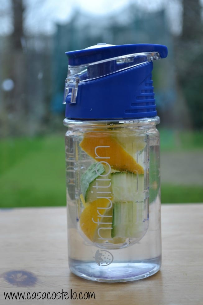 Water Infusing Bottles