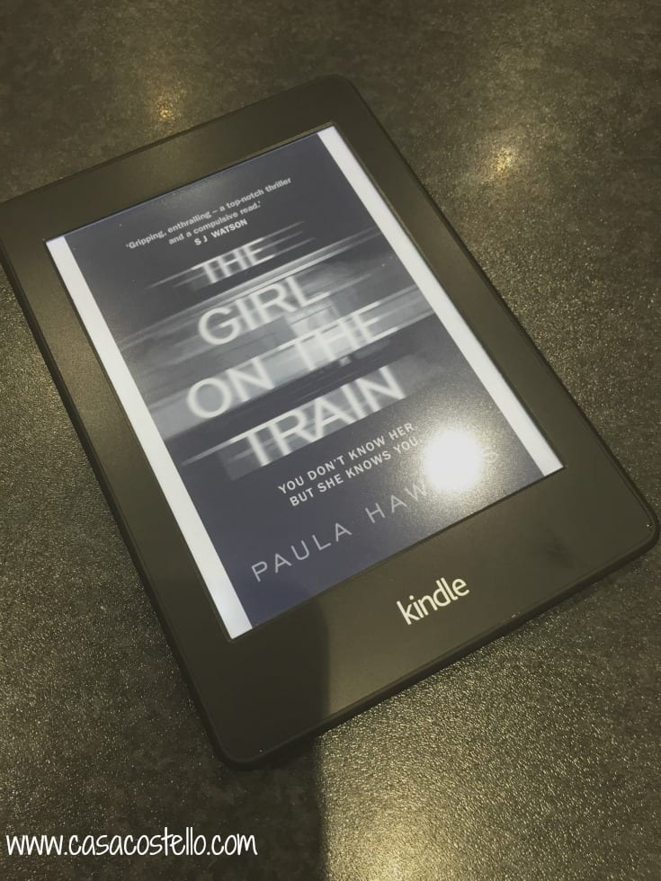 Girl on the train Best Books 2015