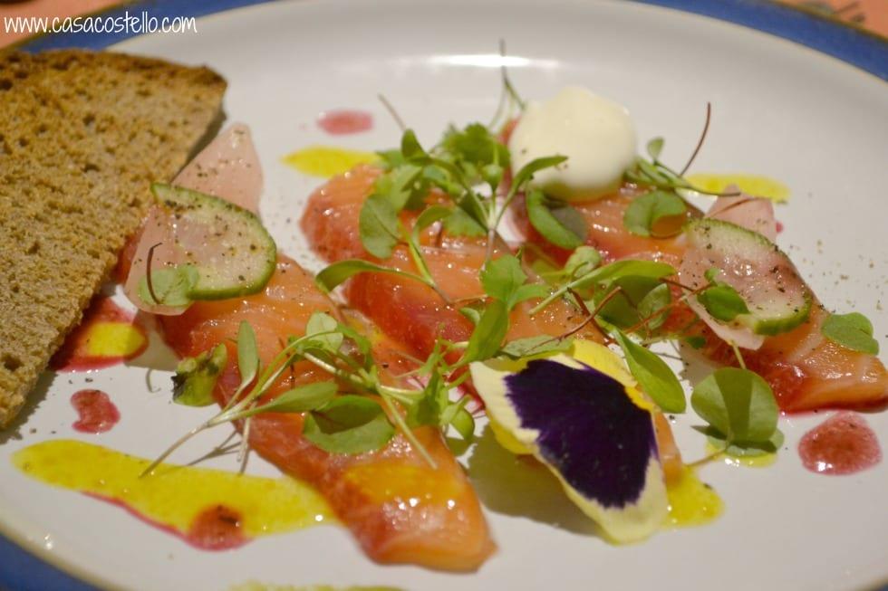 Dorset Salmon