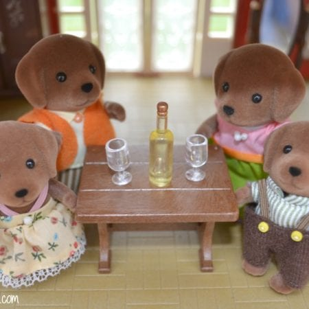 Sylvanian Families Labrador Family Set