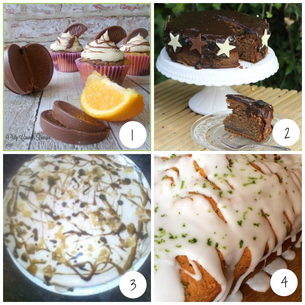 Bake of the Week Cakes