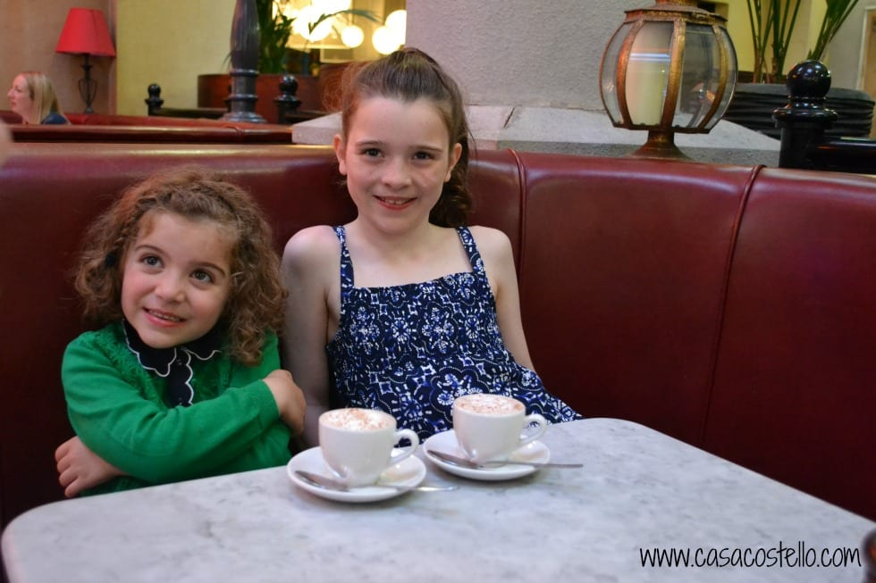 Kids meals cafe rouge trafford centre babycinno